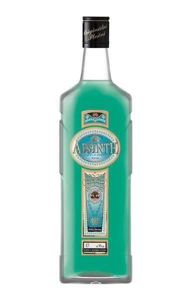 Zvětšit fotografii - Absinth green 0,7L 70% A - Granette /Starorežná