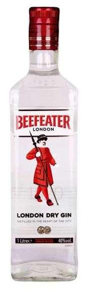 Zvětšit fotografii - Beefeater 1L 40% A - J.Becher
