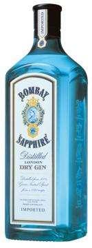 Zvětšit fotografii - Bombay Sapphire Gin 1L 40% A - Brown Forman