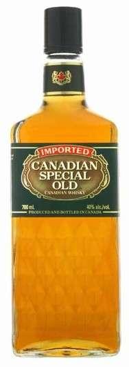 Zvětšit fotografii - Canadian Special Old 0.7L 40% A - J.Becher