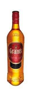 Zvětšit fotografii - Grant's whisky 1L 40% A - Brown Forman