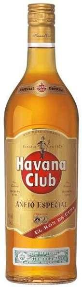 Zvětšit fotografii - Havana Club Añejo Especial 1L 40% A - J.Becher