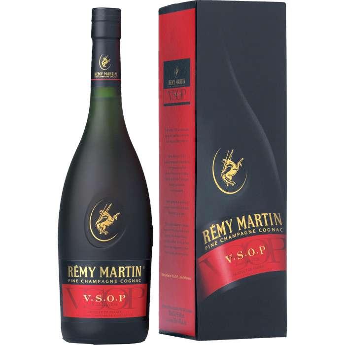Zvětšit fotografii - RÉMY MARTIN V.S.O.P MCF 0.7L 40% krabice A - Remy Cointreau