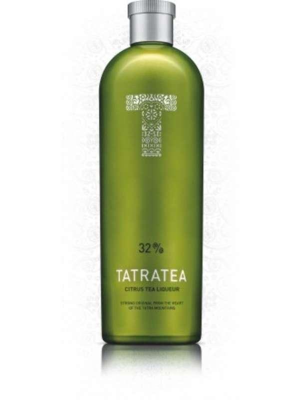 Zvětšit fotografii - Tatranský čaj Tatratea 0.7L 32% A - Czechoslovak spirit