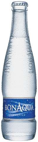 Zvětšit fotografii - Bonaqua perlivá 0,25L sklo N - Coca cola