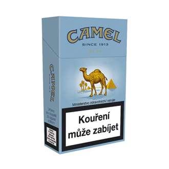 Zvětšit fotografii - Camel Blue Cigarety