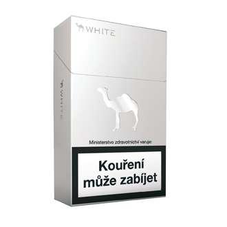 Zvětšit fotografii - Camel White Cigarety