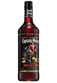 Zvětšit fotografii - Captain Morgan Jamaical 1L 40% A - Global Spirits