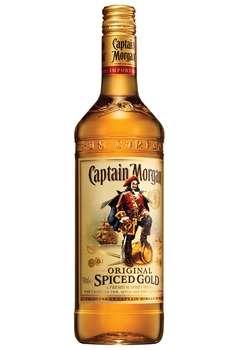 Zvětšit fotografii - Captain Morgan Spiced Gold 1L 35% A - Global Spirits