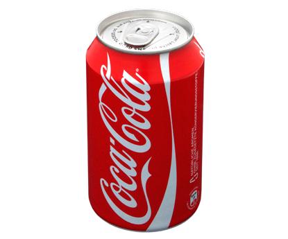 Zvětšit fotografii - Coca cola 0,33L plech N - Coca cola