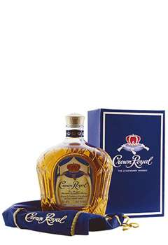 Zvětšit fotografii - Crown Royal whisky 0,7L 40% A - Global Spirits