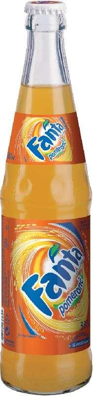 Zvětšit fotografii - Fanta 0,33L sklo N - Coca cola