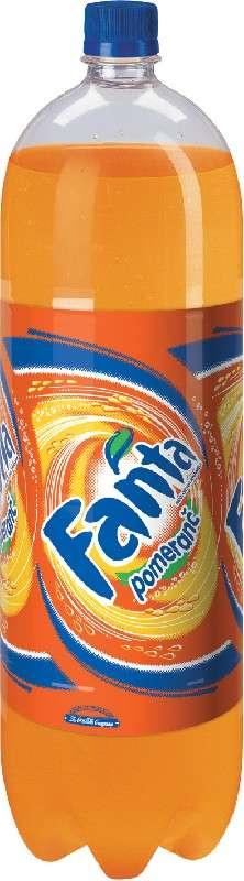 Zvětšit fotografii - Fanta 2L PET N - Coca cola