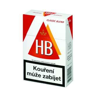 Zvětšit fotografii - HB Classic Cigarety
