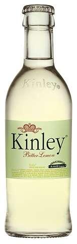 Zvětšit fotografii - Kinley lemon tonic 0,25L sklo N - Coca cola