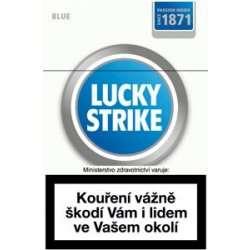 Zvětšit fotografii - Lucky Strike Blue Cigarety