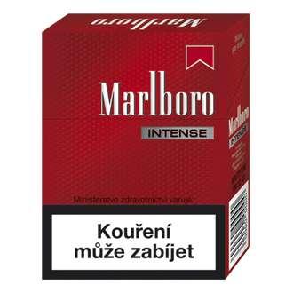 Zvětšit fotografii - Marlboro 70 Intense Cigarety