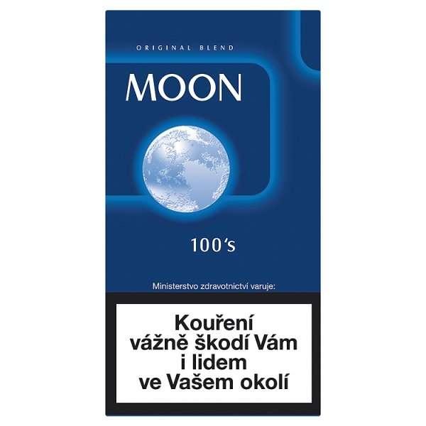Zvětšit fotografii - Moon Blue 100 Cigarety