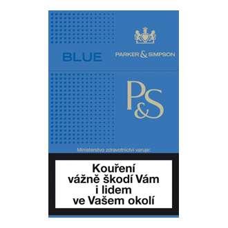 Zvětšit fotografii - P&S Blue Cigarety