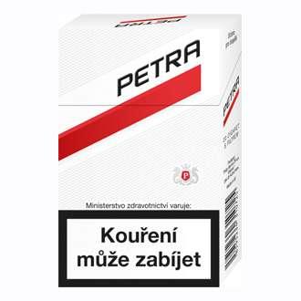 Zvětšit fotografii - Petra Klasik KS červená Cigarety
