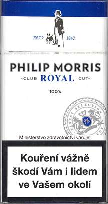 Zvětšit fotografii - Philip Morris KS Royal Cigarety