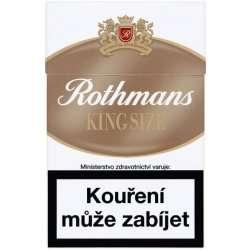 Zvětšit fotografii - Rothmans 100 Gold Cigarety