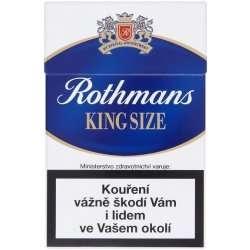 Zvětšit fotografii - Rothmans Blue Cigarety