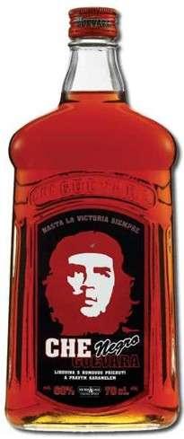 Zvětšit fotografii - Rum CHE GUEVARA NEGRO 0,7L 60% - Herba A - Herba alko