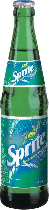 Zvětšit fotografii - Sprite 0,33L sklo N - Coca cola