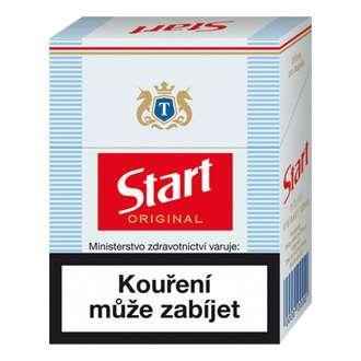 Zvětšit fotografii - Start 70 červená BOX by chesterfield Cigarety