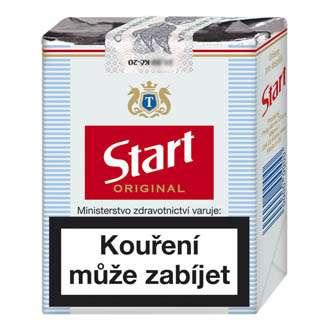 Zvětšit fotografii - Start 70 červená SOFT by chesterfield Cigarety