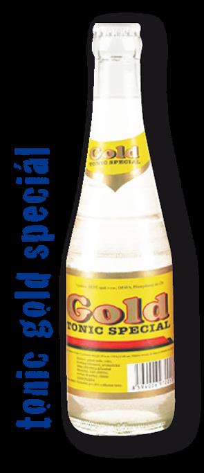 Zvětšit fotografii - Tonic special gold Nikol 0,25L sklo N - Nikol limo