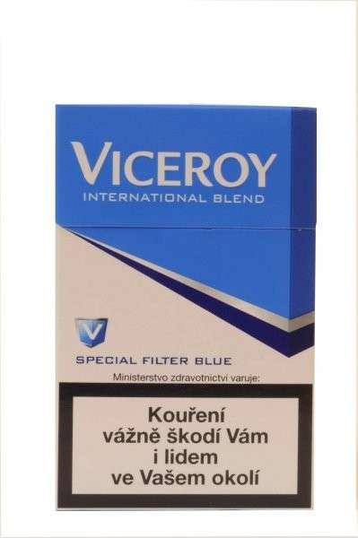 Zvětšit fotografii - Viceroy KS Modrá Cigarety