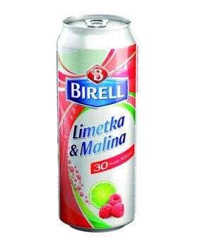 Zvětšit fotografii - Birell Limetka & Malina 0.5L / Plech 24ks C&C Karvina