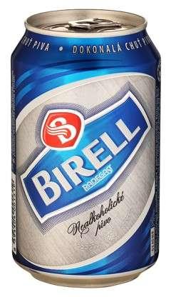 Zvětšit fotografii - Birell světlý 0.33L / Plech 24ks C&C Karvina