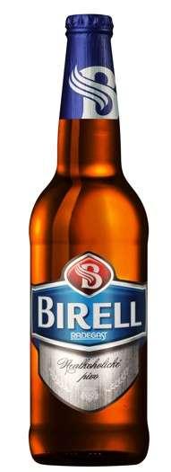 Zvětšit fotografii - Birell světlý 0.5L / lahev C&C Karvina