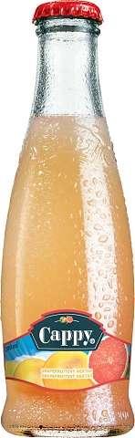 Zvětšit fotografii - Cappy Grapefruit 0,2L sklo N - Coca cola