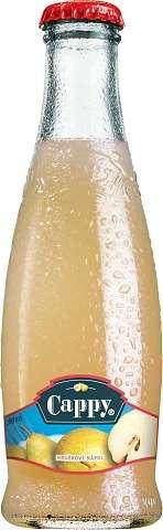 Zvětšit fotografii - Cappy Hruška 0,2L sklo N - Coca cola