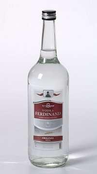 Zvětšit fotografii - Ferdinand Vodka 1L 40% - NELA A - Nela Drinks