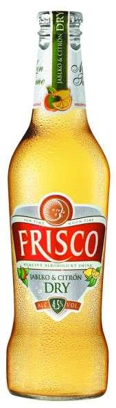 Zvětšit fotografii - FRISCO DRY 0.33L / lahev 6ks C&C Karvina