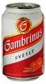 Zvětšit fotografii - Gambrinus 10° Original  0.33L / Plech 24ks