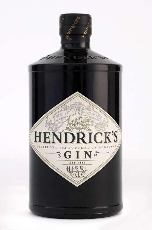 Zvětšit fotografii - Gin Hendrick`s 0.7l 41% A - Ostatni