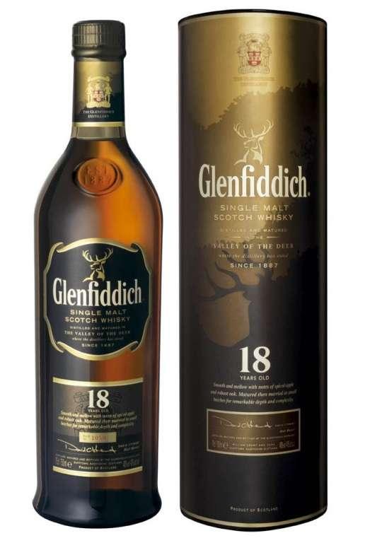 Zvětšit fotografii - Glenfiddich Ancient Reserve 18 let whisky 0.7L 40% A - Brown Forman