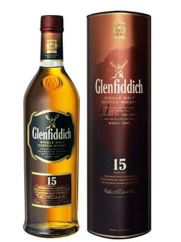 Zvětšit fotografii - Glenfiddich Solera Reserve 15 let whisky 0.7L 40% A - Brown Forman