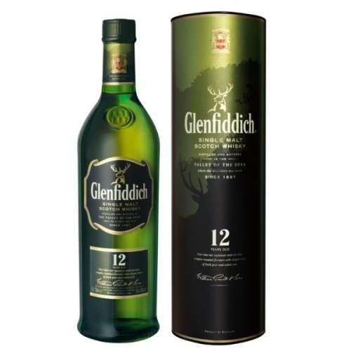 Zvětšit fotografii - Glenfiddich Special Reserve 12 let whisky 0.7L 40% A - Brown Forman