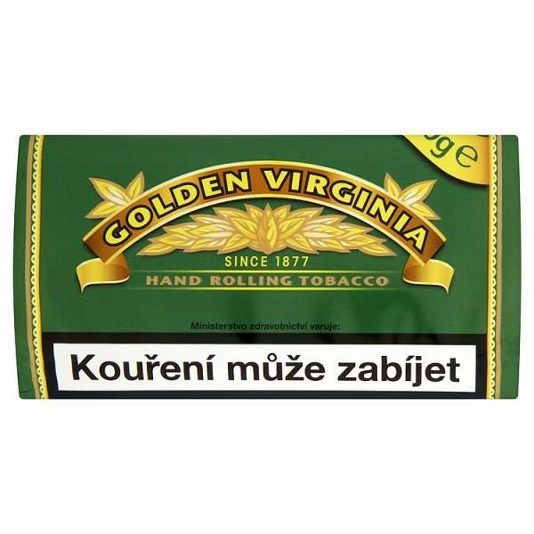Zvětšit fotografii - Golden Virginia 50g / Cigarety