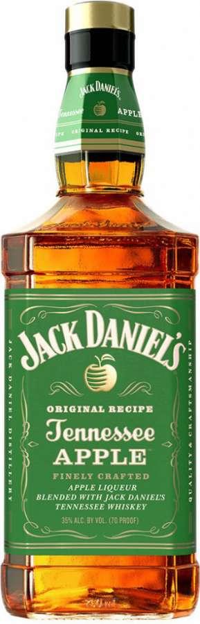 Zvětšit fotografii - Jack Daniel´s Apple 1L 40% A - Brown Forman