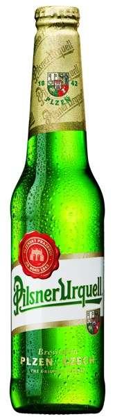 Zvětšit fotografii - Pilsner Uequel 0.33L / lahev C&C Karvina