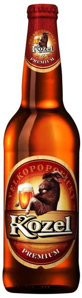 Zvětšit fotografii - Velkopopovický Kozel 12° Premium 0.5L / lahev C&C Karvina