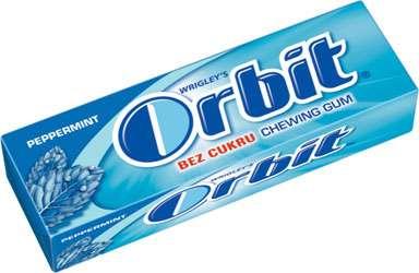 Zvětšit fotografii - Žvýkačky Orbit dražé